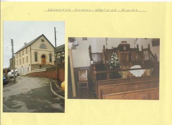 Ebenezer Chapel, Westside, Blaina
