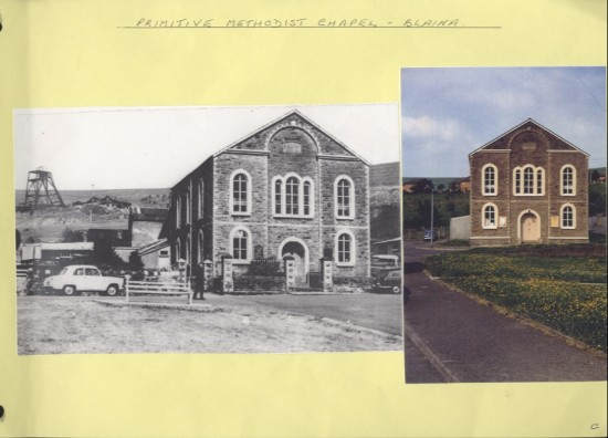 Primitive Methodist Chapel, Blaina