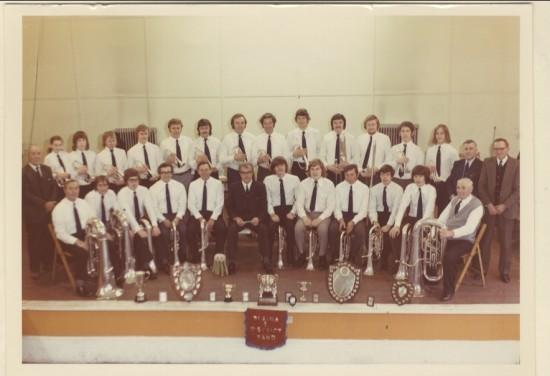 Blaina Town Band?