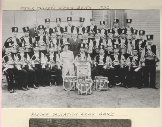 Sister Melody's Jazz Band