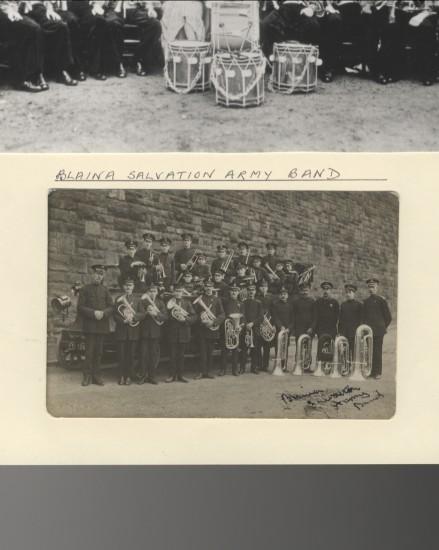 Blaina Salvation Army Band