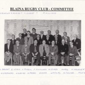 Blaina Rugby Club, Committee