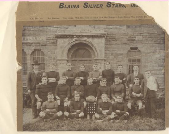 Blaina Silver Stars