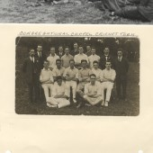 Congregational Chapel Cricket Team