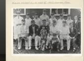 Blaina Cricket Club First XI 1930s Central Park