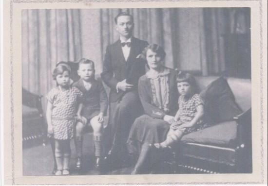 The Cafarelli Family