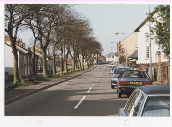 Alma Street, Brynmawr