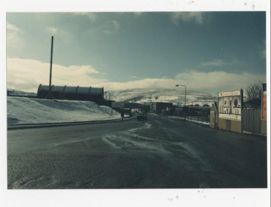Semtex Factory, Brynmawr