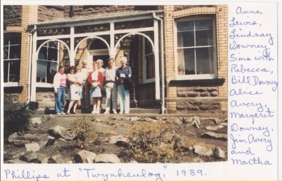 Twynheulog King St., Brynmawr