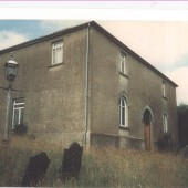 Ffynon Baptist Church (west of Llandewi Velfrey)