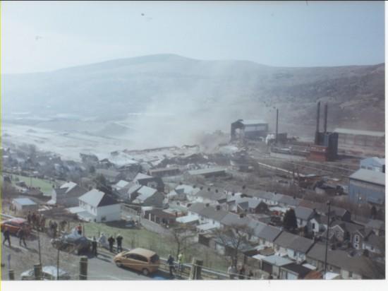 Ebbw Vale Steel Works