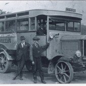 Griffin's Bus, 1920s