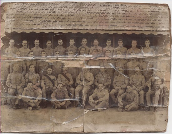 Brecknockshire Regiment during World War I