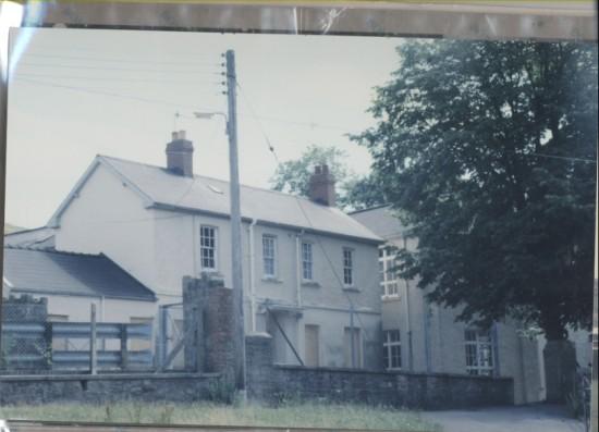 Hafod y Ddol Grammar School Caretaker House.