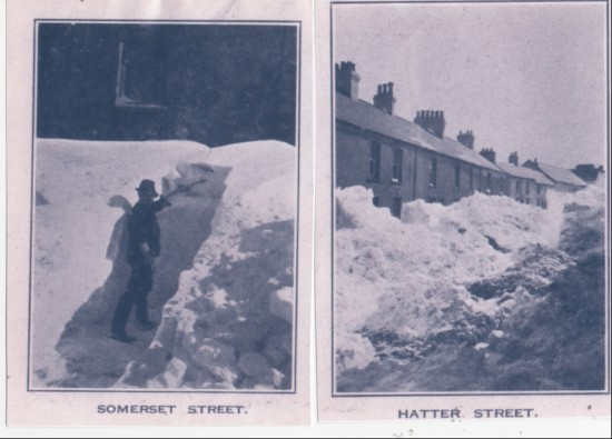 Brynmawr Sommerset and Hatter Streets
