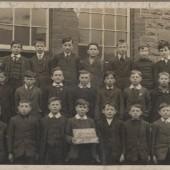 Standard 7 Brynmawr County School, 1920