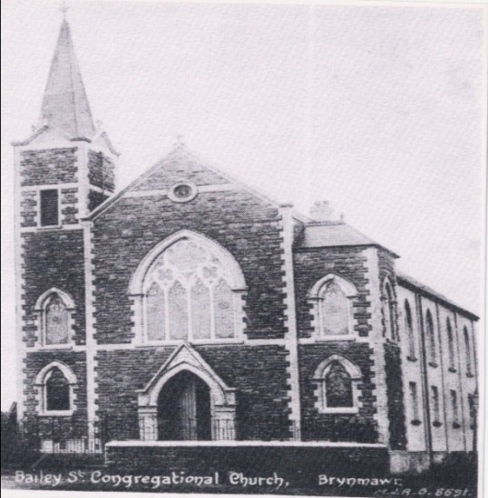 Bailey Street Congregational Church