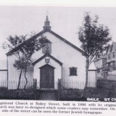 Bailey Street Congregational Church, c. 1890