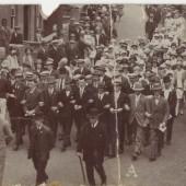 Whitsun Walk, 1920s