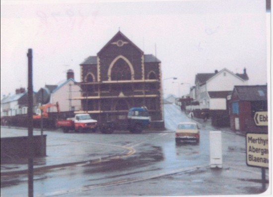 Bailey Street Congregatinol Church, 1978