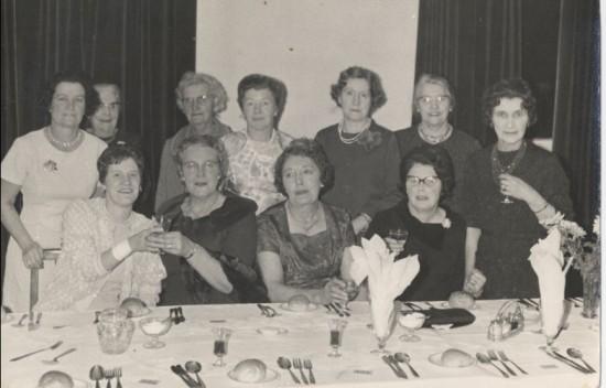 Ladies' Licensed Victuallers, 1960s