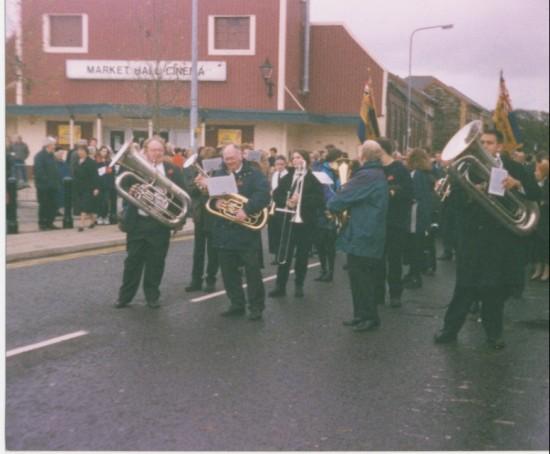 Brynmawr Town Band