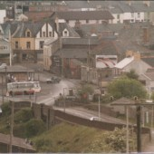 Brynmawr Bus Station, 1980s