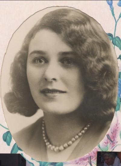 Edith Bythell (nee Luff)
