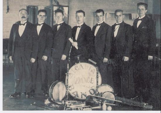Arcadian Dance Band