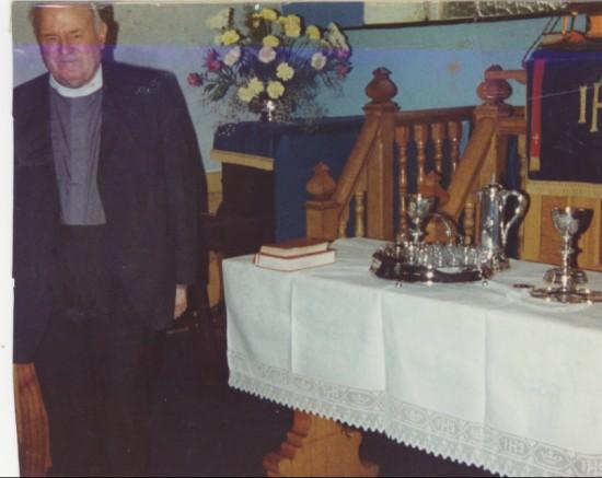 Communion Service(last) Salem.C.M.Church