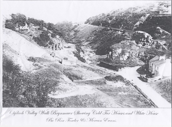 View of Clydach Valley