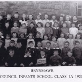Brynmawr Council infants School
