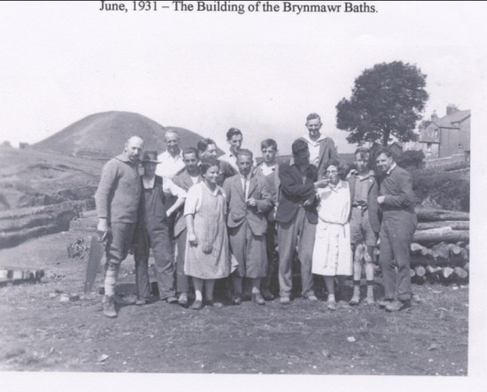 Site for Brynmawr Baths