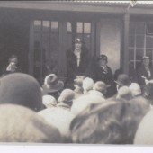 Brynmawr Nursery Opening by Lady Astor M.P