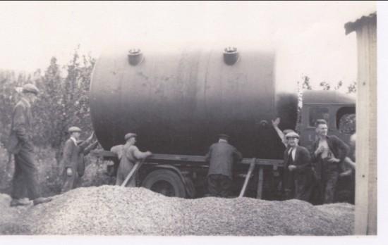 Brynmawr Baths Filtration Plant Installation Aug,1939