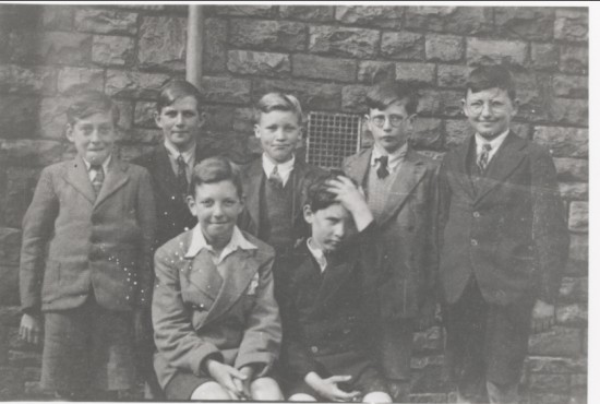 Nantyglo School Scholarship Group Mar.1942