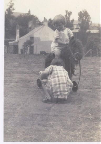 Brynmawr Nursery pupil