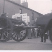 Brynmawr Peace Demonstration