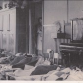 Brynmawr nursery (internal pupil sleeping)