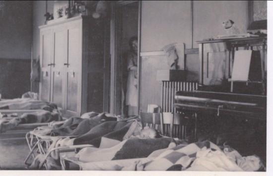 Brynmawr nursery (internal pupil sleeping)