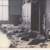 Brynmawr Nursery (Pupils sleeping) 1934