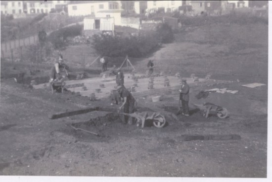 Brynmawr Nursery (foundations)1933