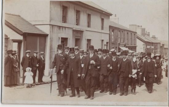 Brynmawr School Walks 1912