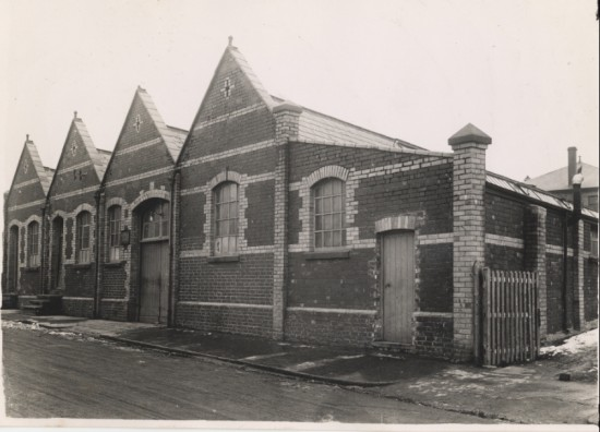 Gwalia Works(Furniture Factory) Brynmawr