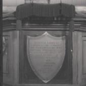 Hermon Chapel Pulpit