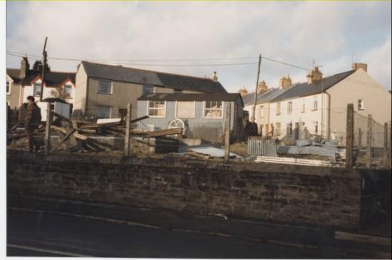 Site of Former Ambulance Hall Brynmawr