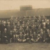 Brynmawr Rugby Football Team 1950