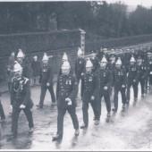 Armistice Parade Brynmawr.King St.,