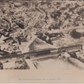 First aerial photograph of Brynmawr