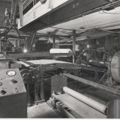Semtex factory Main rolling mill